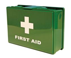 AEROPLAST FIRST AID KIT (10 person)
