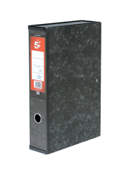 PREMIER-GRIP BOX FILE FOOLSCAP BOARD