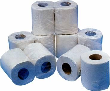 Toilet Rolls 320 Sheets per Roll