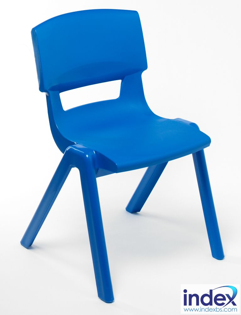 Postura Plus Chair Size 1 - 260mm (3-5 Yrs) Ink Blue