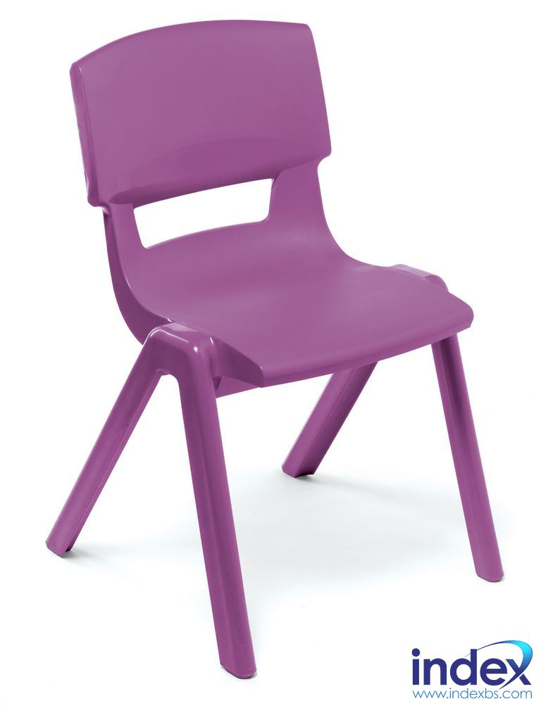 Postura Plus Chair Size 2 - 310mm (5-7 Yrs) Grape Crush