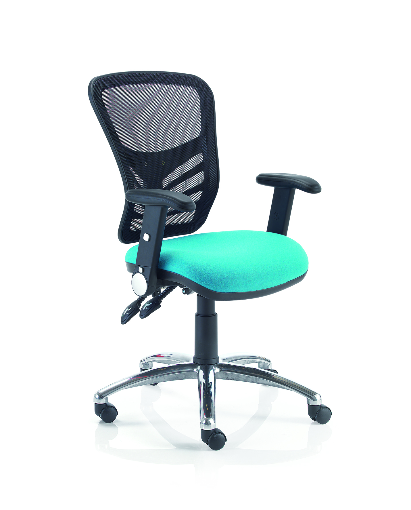 PSI SKETCH MESH CHAIR WITH ARMS