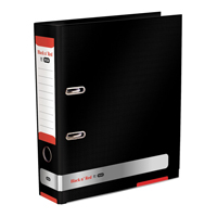 Black n' Red By Elba Lever Arch File 400051488