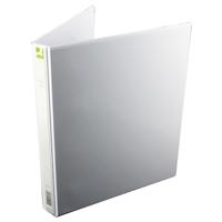 Q-Connect Presentation 4D-Ring Binder 16mm A4 White (Pk 6) KF01324Q