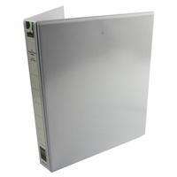 Q-Connect Presentation 4D-Ring Binder 25mm A4 White (Pk 6) KF01325Q