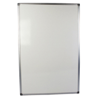 Q-Connect Dry Wipe Board 900x600mm KF37015