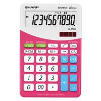 Sharp Pink Calculator