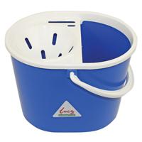 Lucy Mop Bucket 15 Litre Blue L1405292
