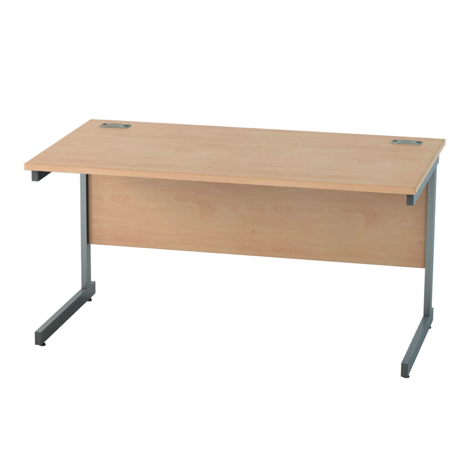 1400 Workstation Cant Beech