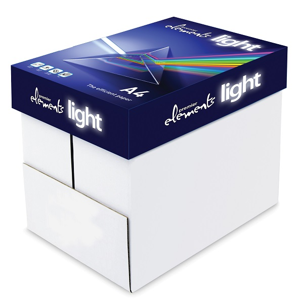 A4 Elements Light Copier Paper X 5Reams