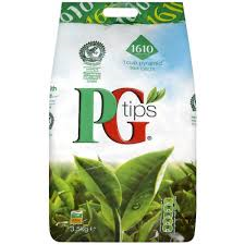PG Tips Tea Bags PK1610