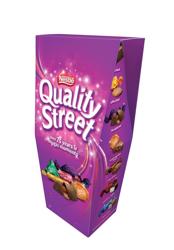 Nestle Quality Street Assorted Chocolates Box 350g Ref 12188146