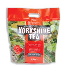 Yorkshire Tea Bags Ref 1045 [Pack 480]
