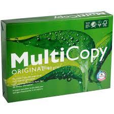 A4 100g Multicopy FSC Paper Pk500