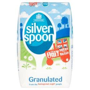 Silver Spoon Granulated Sugar 2kg A03912