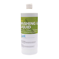 2Work Washing Up Liquid Lemon 1 Litre 401