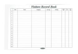 Visitors Books