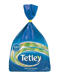 Tetley High Quality Tea Bags 1 Cup [Pack of 440]