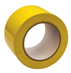 Floor Marking Tape Heavy Duty Yellow 75mmx33m