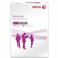 Xerox Performer 80gsmA4 White Copier Paper Pack 2500 Ref 62304