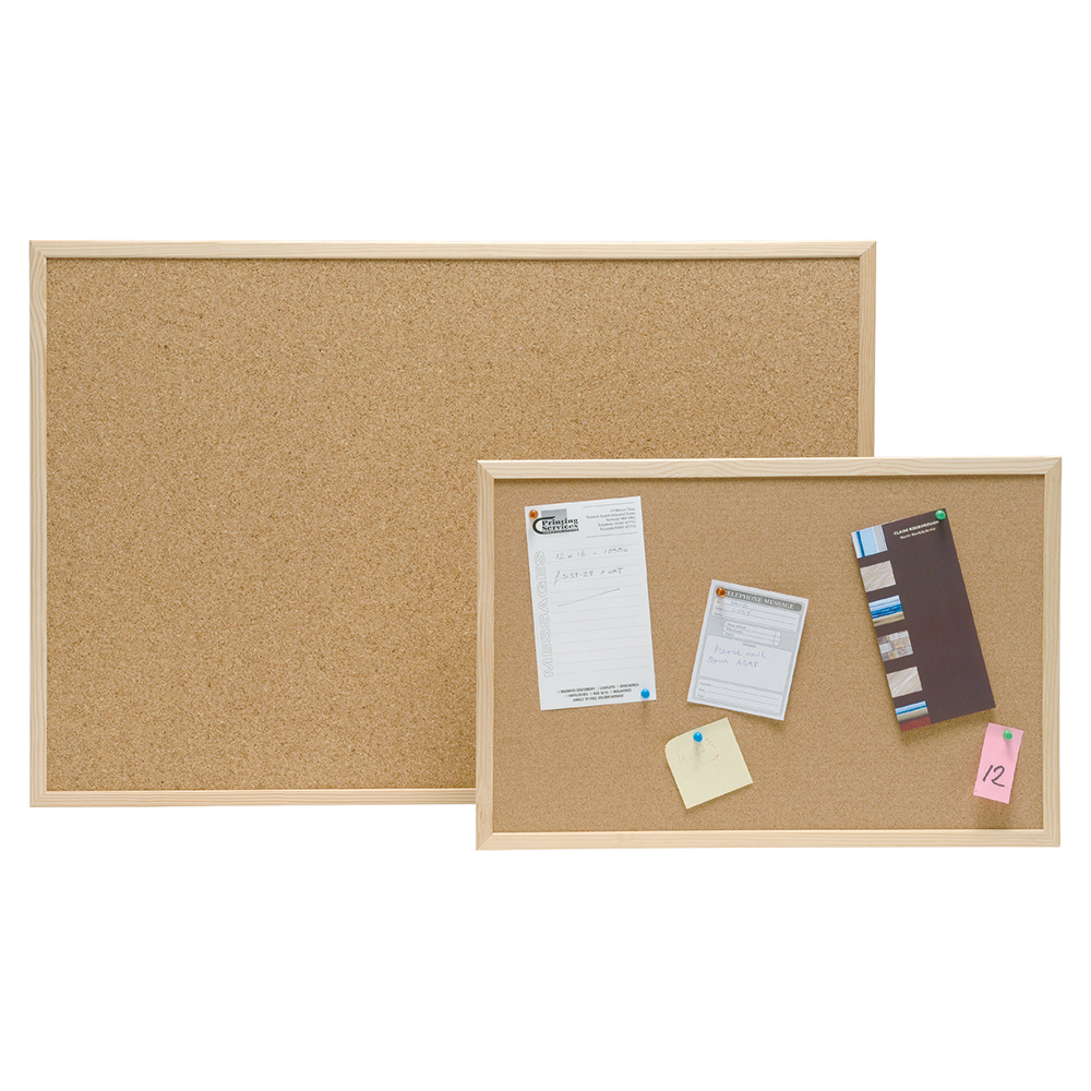 pin board for office. Business Eco CorkBrd 600 X 400 Pin Board For Office S