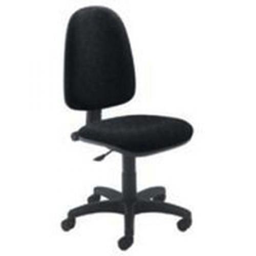 Jemini High Back Operator Charcoal Chair KF50172