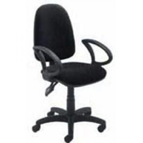 Jemini High Back Tilt Operator Charcoal Chair KF50175