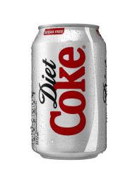 Diet Coke Can 330ml (24)