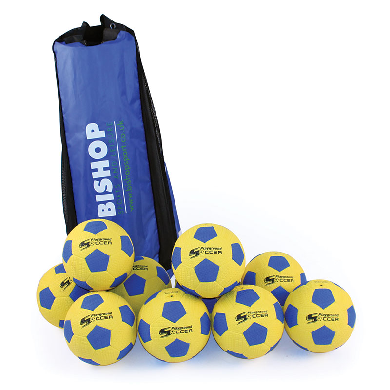 Masterplay Playground Soccer Balls