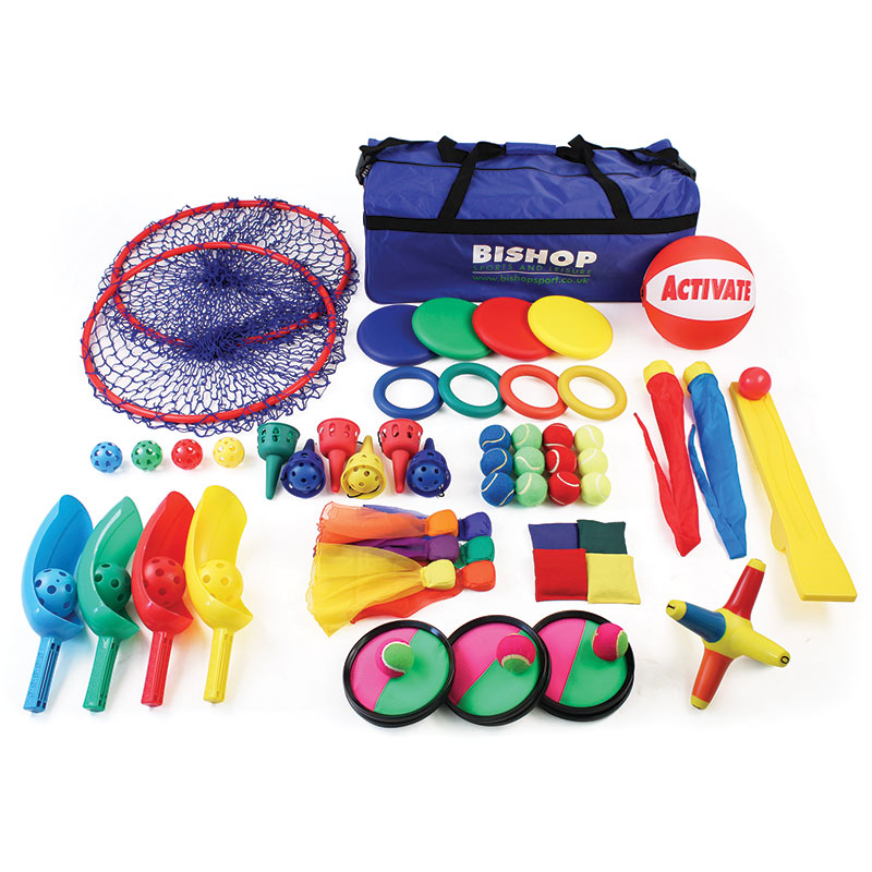 Throw and Catch Kit
