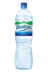 Buxton (1.5L) Natural Still Mineral Water (1 x Pack of 6) Ref 742900