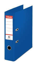 LEVER ARCH FILE - PVC A4 70mm BLUE - ORDER 10 OR MORE FOR BULK DISCOUNT!!