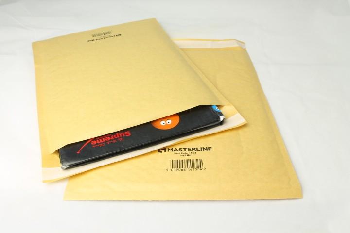 Masterline Gold C/0 Lightweight Postal Bag 150X215mm Internal Pack 100