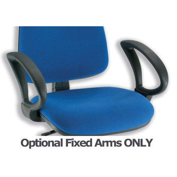 Trexus Optional Arms Fixed for Office Chair [Pair]