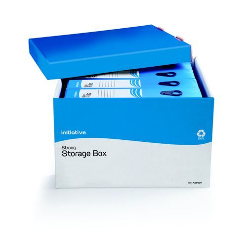 Initiative Strong Storage Box 330w x 405d x 255h mm