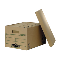 Fellowes Earth Series Large Storage Box Pk10 4470701