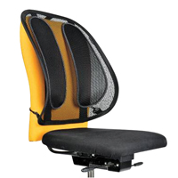 Fellowes Office Suites Mesh Back Support Black 9191301 Claim a Fellowes Reward