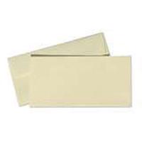 Conqueror CX22 DL Wallet Envelope 110x220mm Cream Pk 500 CXN1521CR