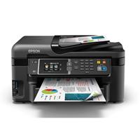 Epson Workforce WF3620DWF 4-in-1 Inkjet Printer