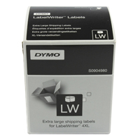 Dymo Label Writer XL Shipping Label S0904980 Pack of 220