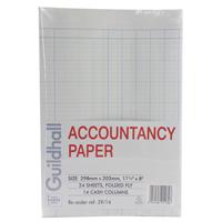 Analysis Pads/Paper