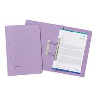 Guildhall Transfer Foolscap File 285gsm Foolscap Mauve 346-Mvez