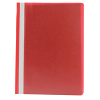 Q-Connect Red A4 Project Folder (Pack of 25) KF01455