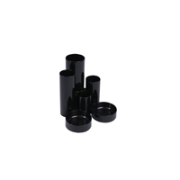 Q-Connect Tube Tidy Black