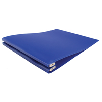 Q-Connect Print-Out Binder 260x305mm Blue Pk 6 KF11018