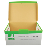 Q-Connect Business Storage Trunk 374x540x245mm