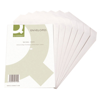 Q-Connect Envelope C5 90gsm Self Seal White 2898