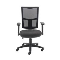 Arista High Back Mesh Task Chair Black KF74196