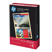 HP Colour Laser Paper A4 100gsm White Ream HCL0324 Pack of 500