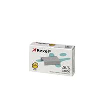 Rexel Staples No56 6mm Pk 1000 06131 RX06131